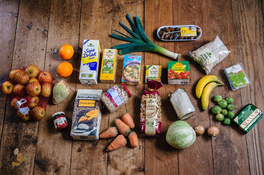 20 Euro - eine Woche wie viel Bio und Nachhaltigkeit ist möglich