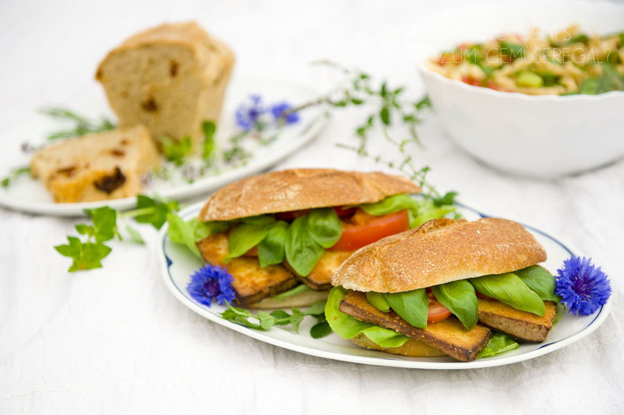 online_Baguette mit knusprigem Tofu_Picknick