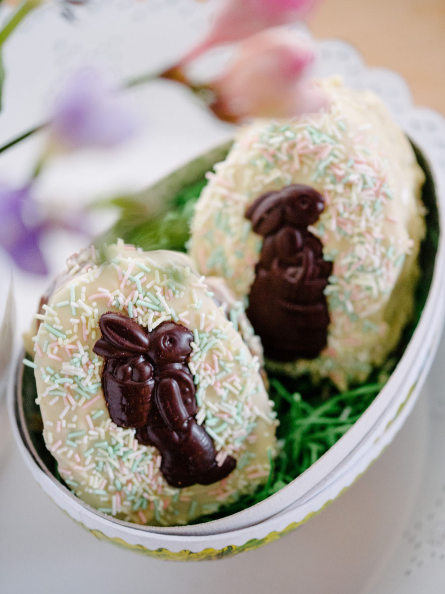 ChocQlate Eier