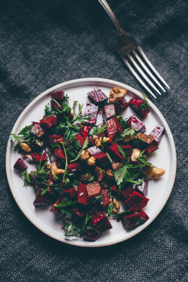 Rote Beete Salat 0001
