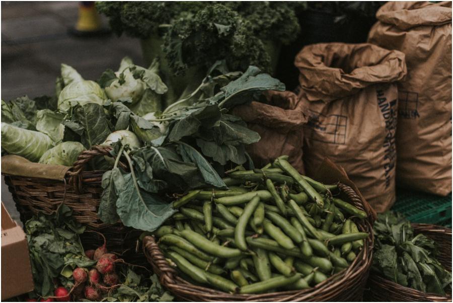 Auszeit in Schottland - Farmers Market
