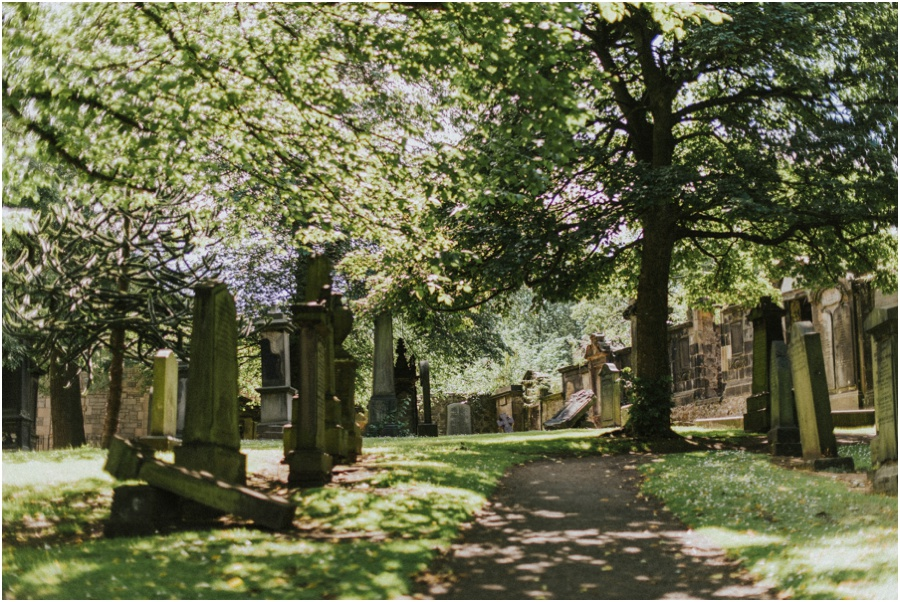 Auszeit in Schottland - Greyfriars Cemetery