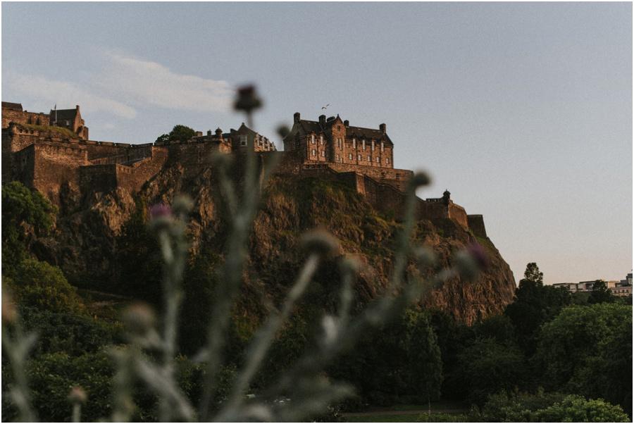 Auszeit in Schottland - Edinburgh Castle