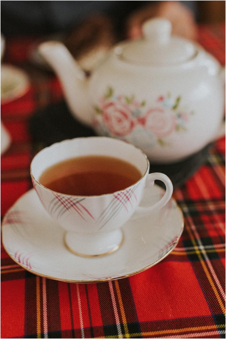 Loch Ness und die Highlands - Tea Time