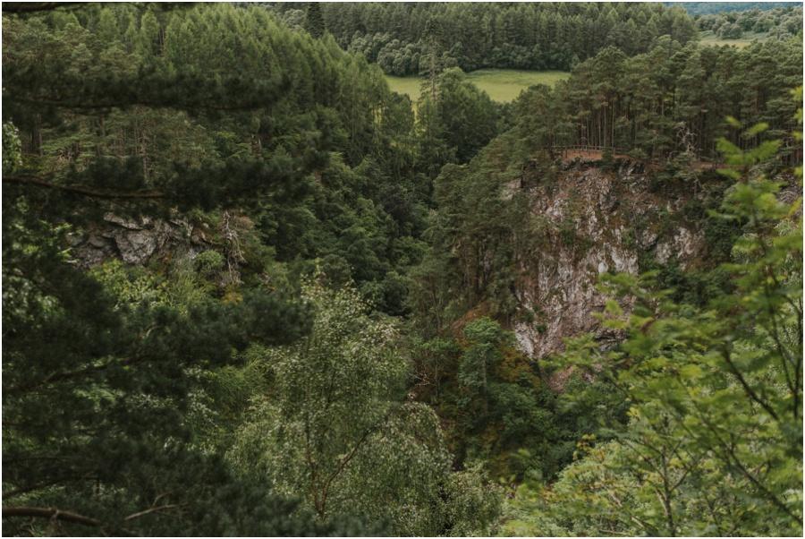 Loch Ness und die Highlands - Falls of Foyers