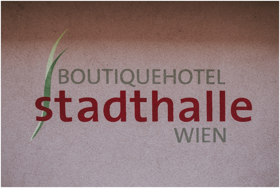 Das Boutique Hotel Stadthalle in Wien