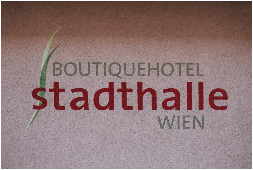 Das Boutique Hotel Stadthalle in Wien