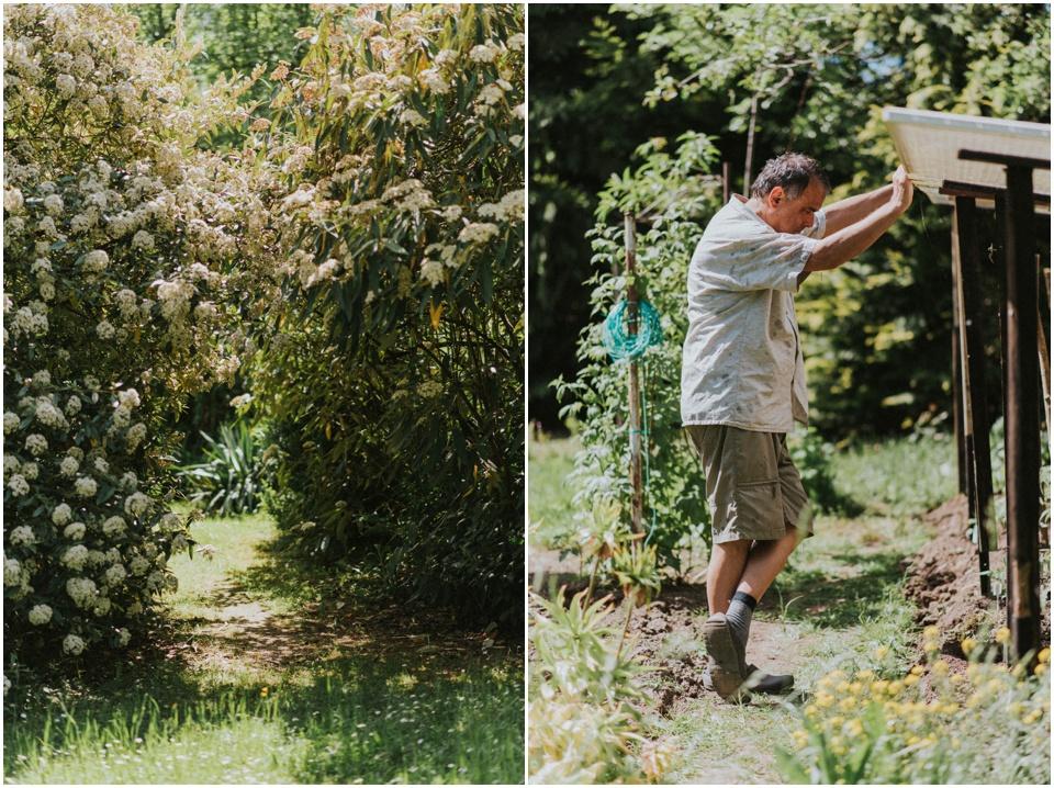 Meine Liebe zum Garten