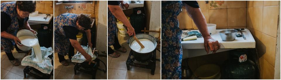 Die Marken | Die Sibillien und Offida - Herstellung von Pecorino