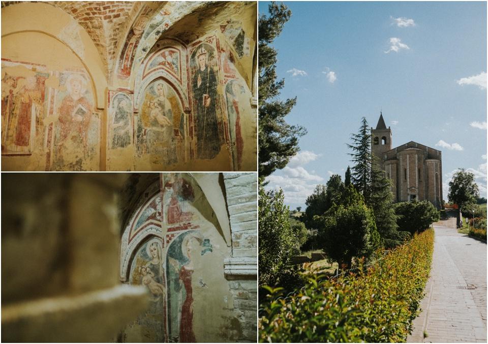 Die Marken | Die Sibillien und Offida - Santa Maria della Rocca