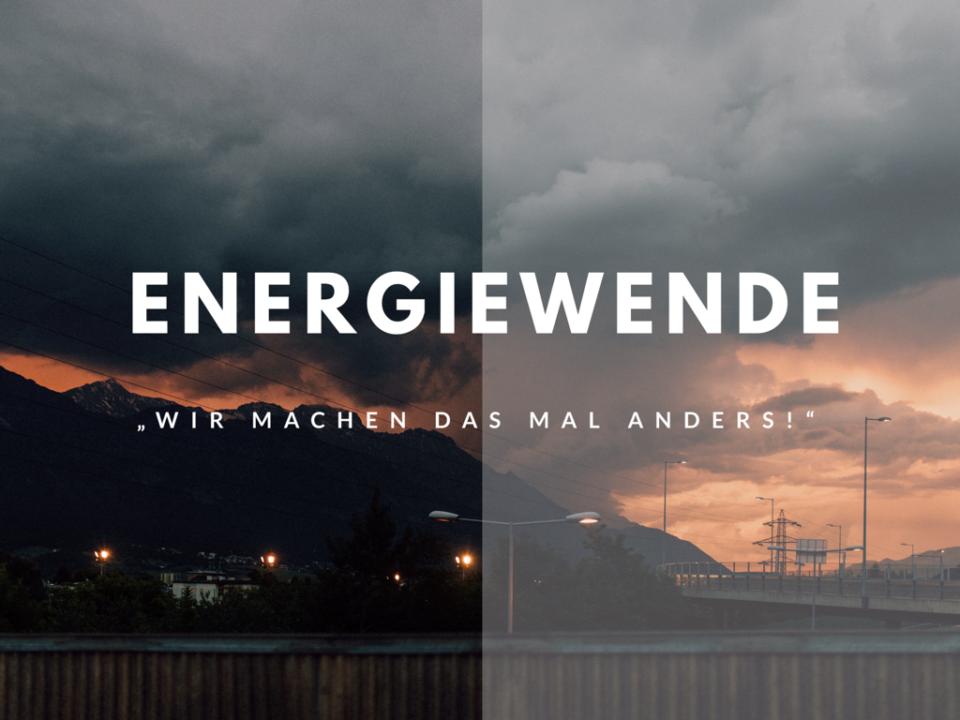 enyway - Energiewende durch sauberen Strom vom Marktplatz