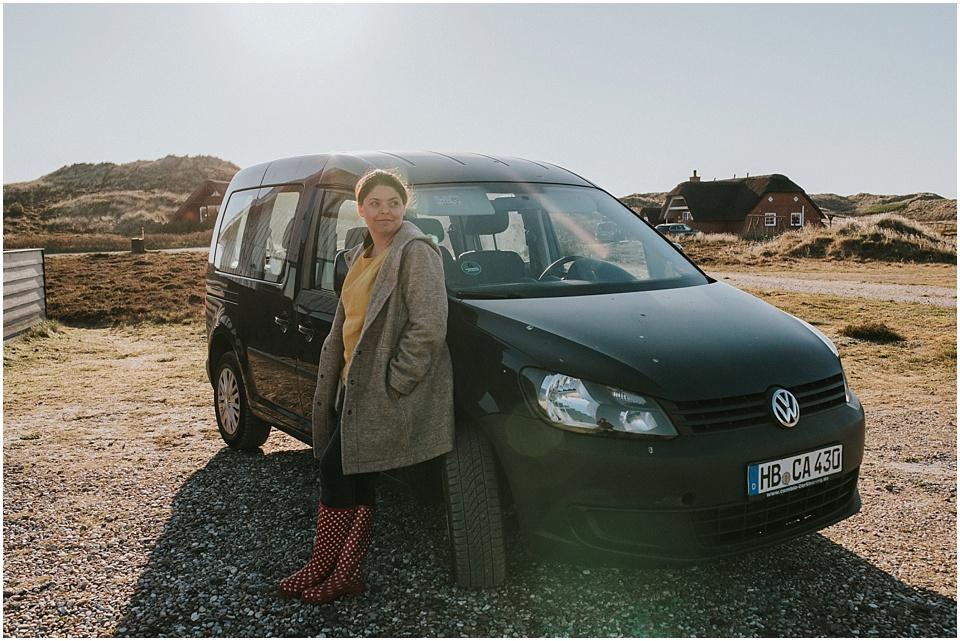 nachhaltig unterwegs mit dem Auto | cambio carsharing - Franzi Schädel