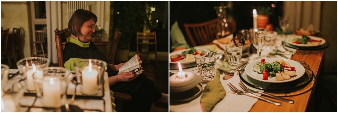 Ein belesenes Dinner von Barbara Kenner