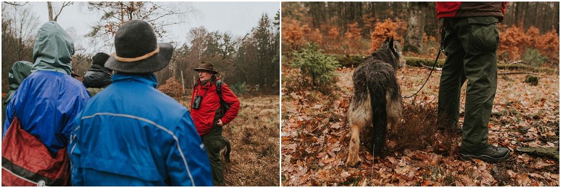 Kenners Landlust  - Wolfsführung mit Kenny Kenner