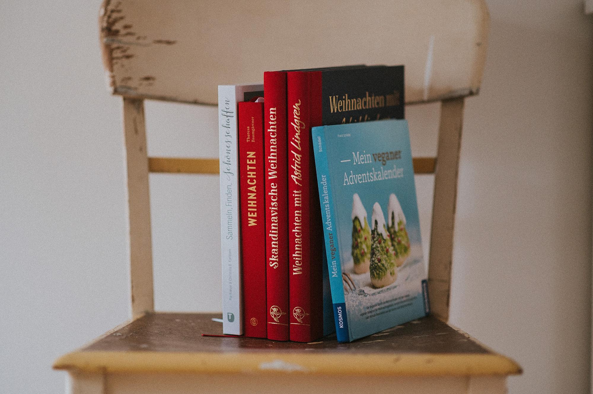 Die fünf schönsten Bücher zur Weihnachtszeit