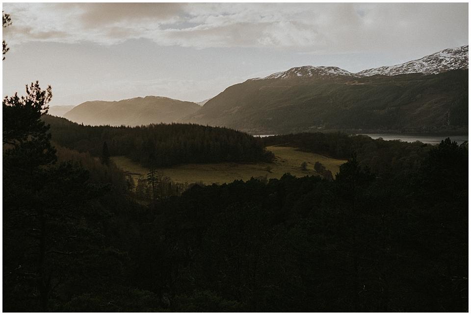 Schottland, meine große Liebe |Blick auf den Loch Ness