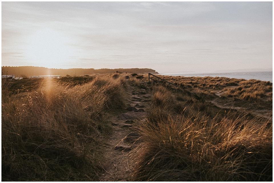 Schottland, meine große Liebe | Findhorn Schottland