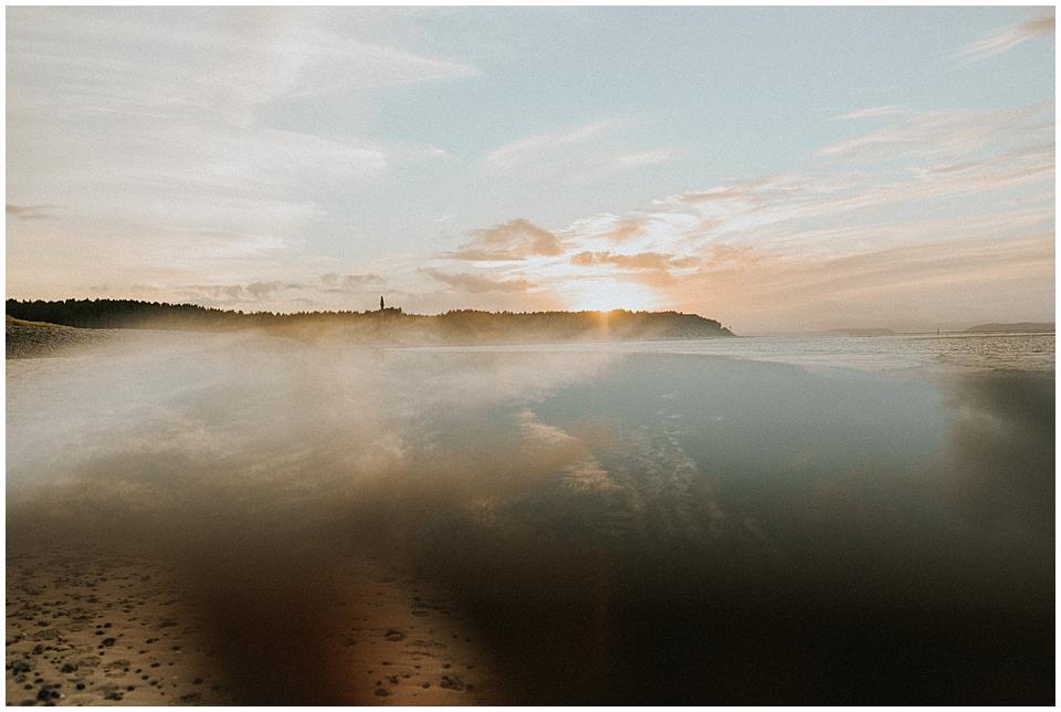 Schottland, meine große Liebe | Findhorn beach