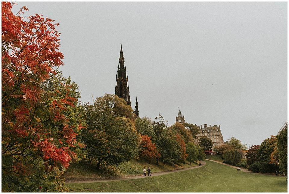 Schottland, meine große Liebe |Edinburgh