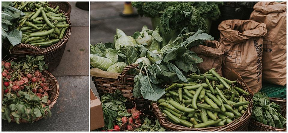 Schottland, meine große Liebe | Edinburgh Farmers Market