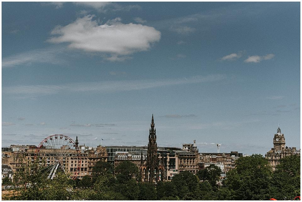 Schottland, meine große Liebe | Blick auf Edinburgh
