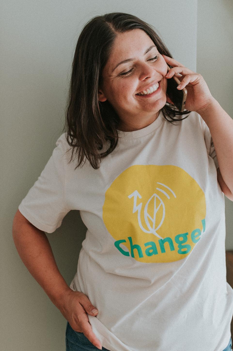 WEtell | Mobilfunk geht auch nachhaltig | Franzi Schädel