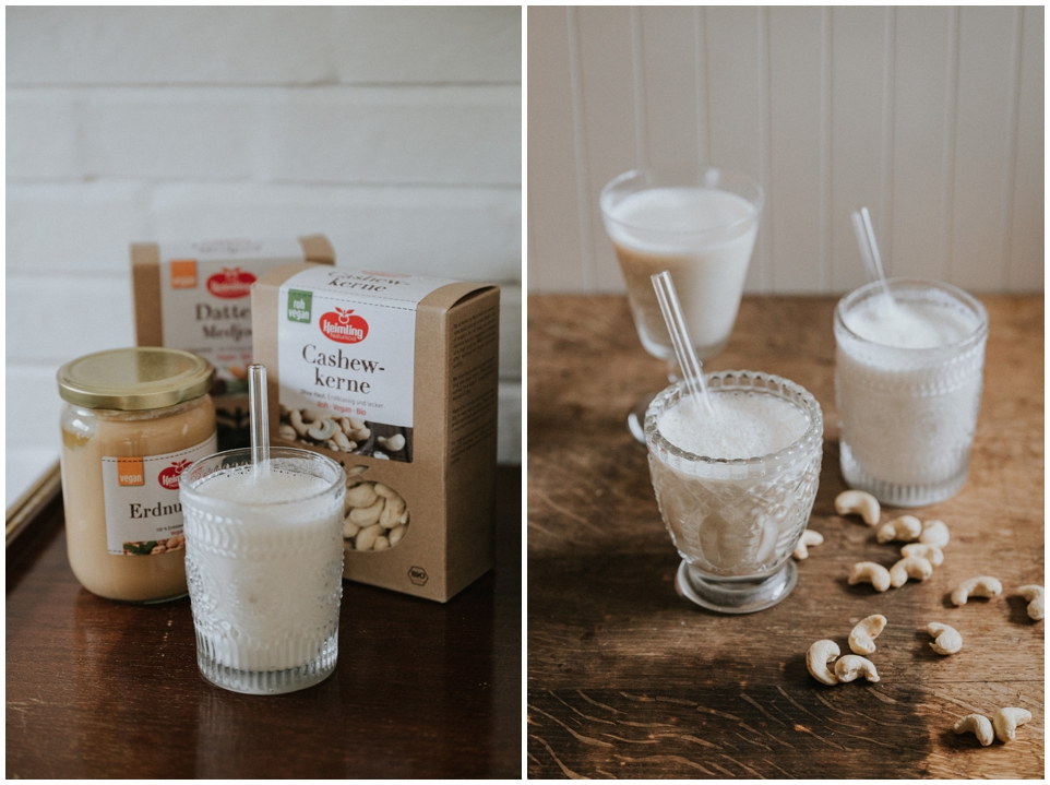 Vegane Milchalternativen - ganz einfach selbst gemacht | Keimling
