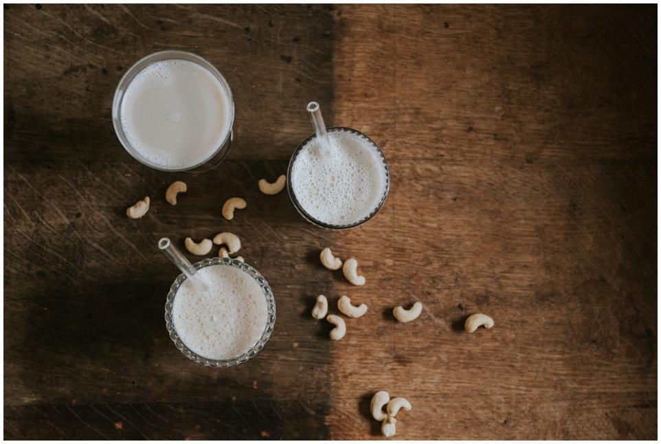 vegane Milch - selbst gemacht
