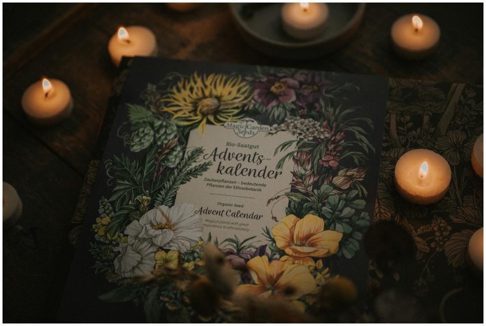 Das Gartenjahr im Rückblick | Saatgutadventskalender