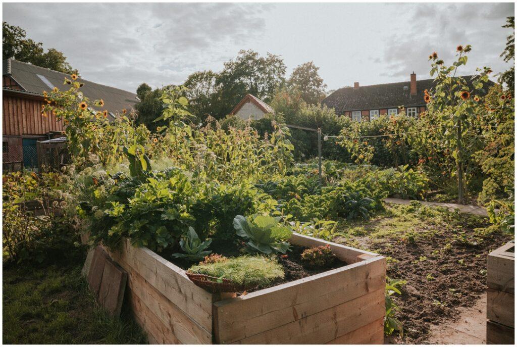 Garten im Wendland